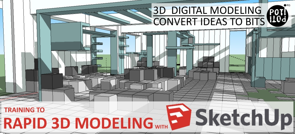 SKETCHUP TRAININGS